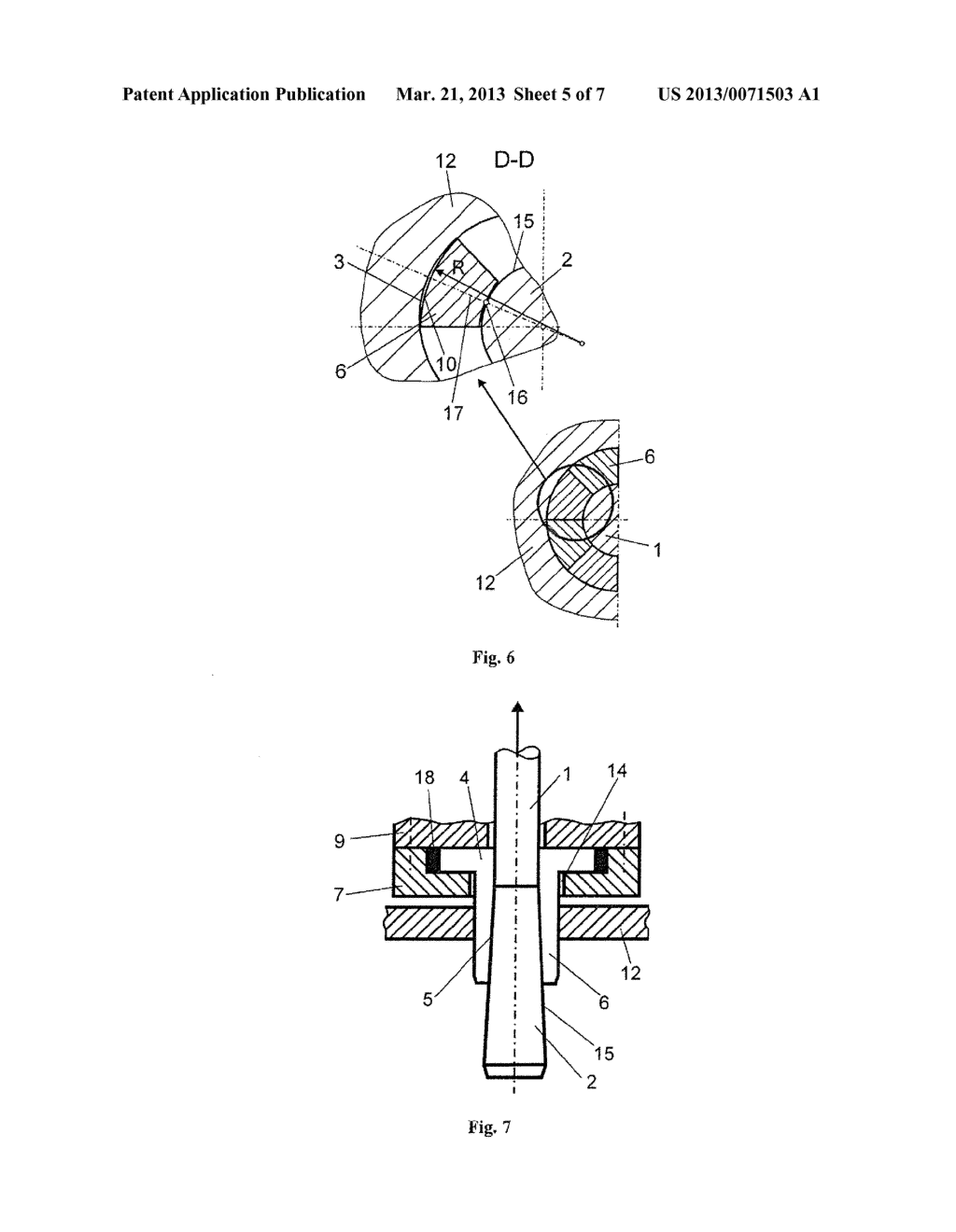 Device and Tool for Cold Expansion of Fastener Holes - diagram, schematic, and image 06