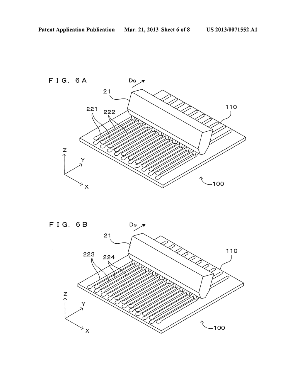 BATTERY ELECTRODE MANUFACTURING METHOD AND BATTERY MANUFACTURING METHOD - diagram, schematic, and image 07