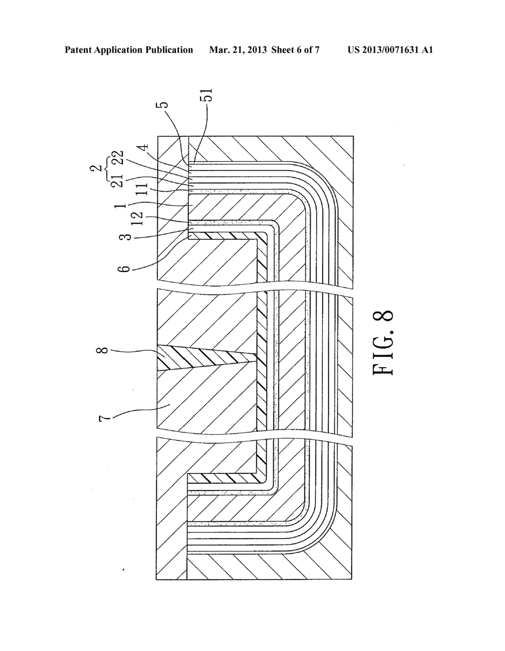 Method For Forming A Metal-Plastic Composite And The Metal-Plastic     Composite Made Thereby - diagram, schematic, and image 07