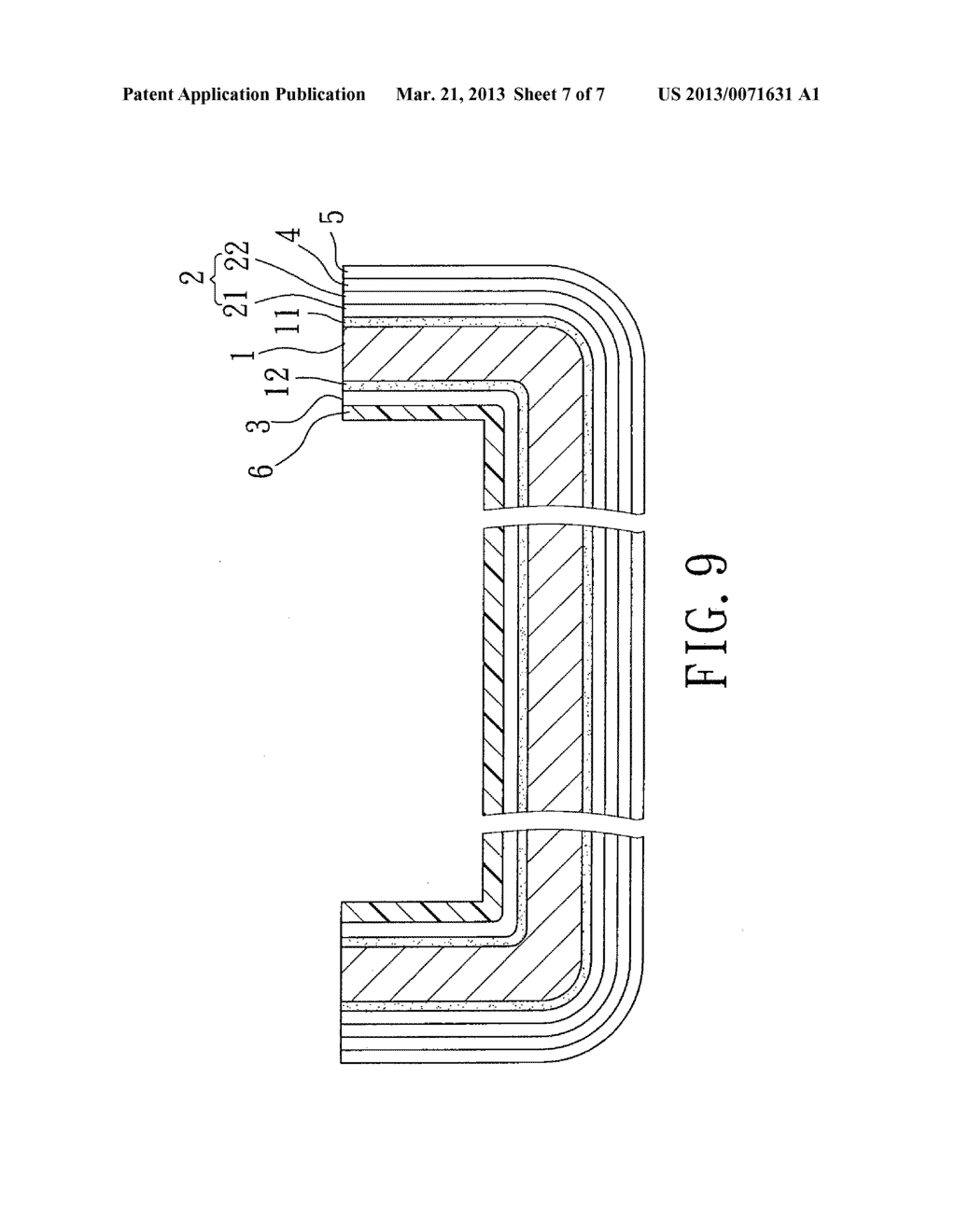 Method For Forming A Metal-Plastic Composite And The Metal-Plastic     Composite Made Thereby - diagram, schematic, and image 08