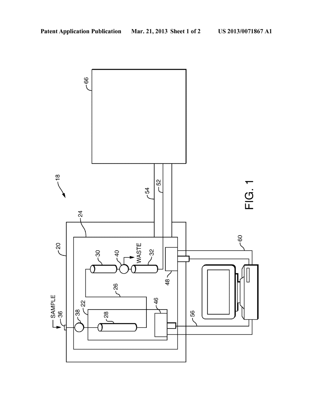 Method And Apparatus For Performing Mass Spectrometry - diagram, schematic, and image 02
