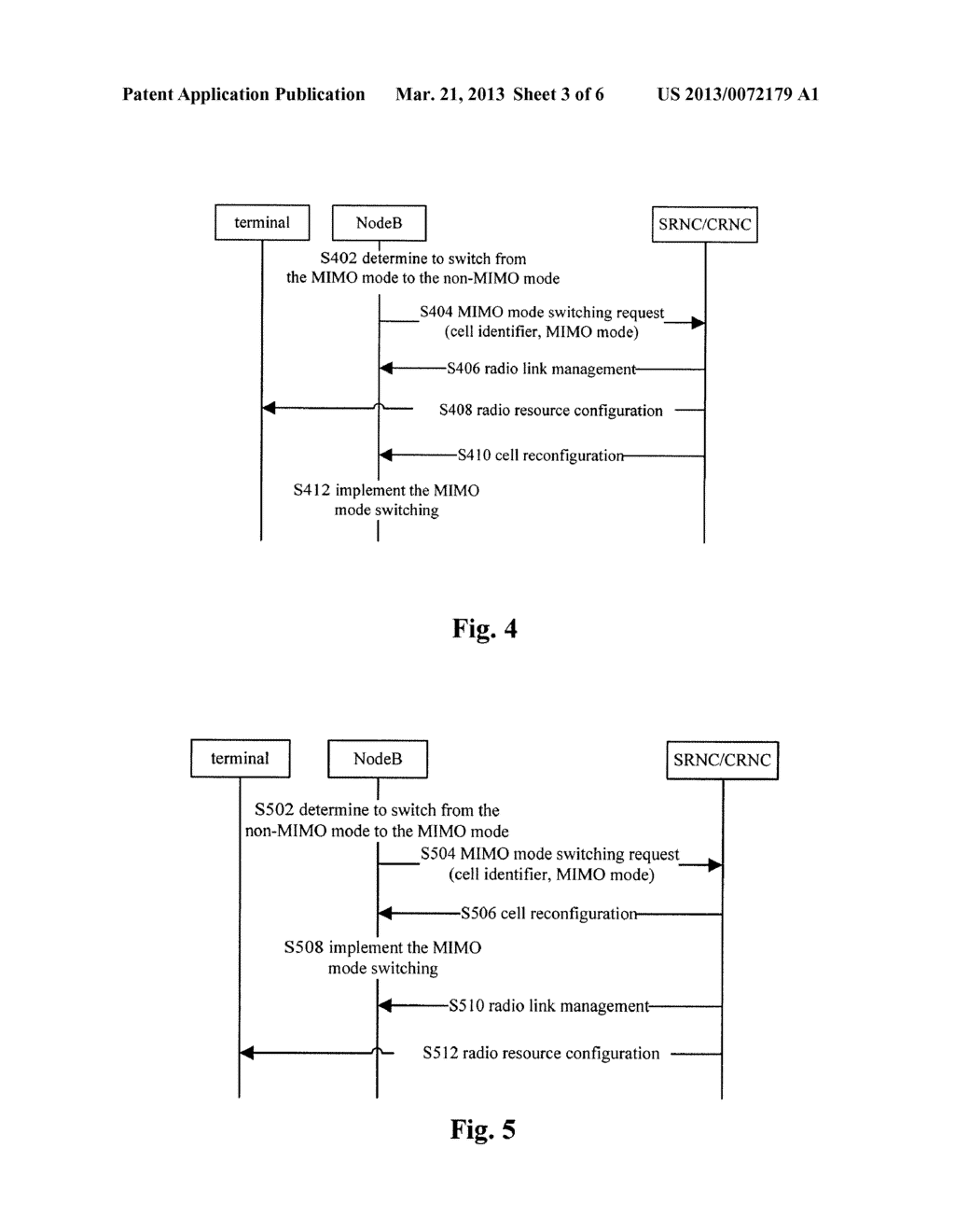 SWITCHING METHOD AND SYSTEM OF MULTIPLE INPUT MULTIPLE OUTPUT MODE - diagram, schematic, and image 04