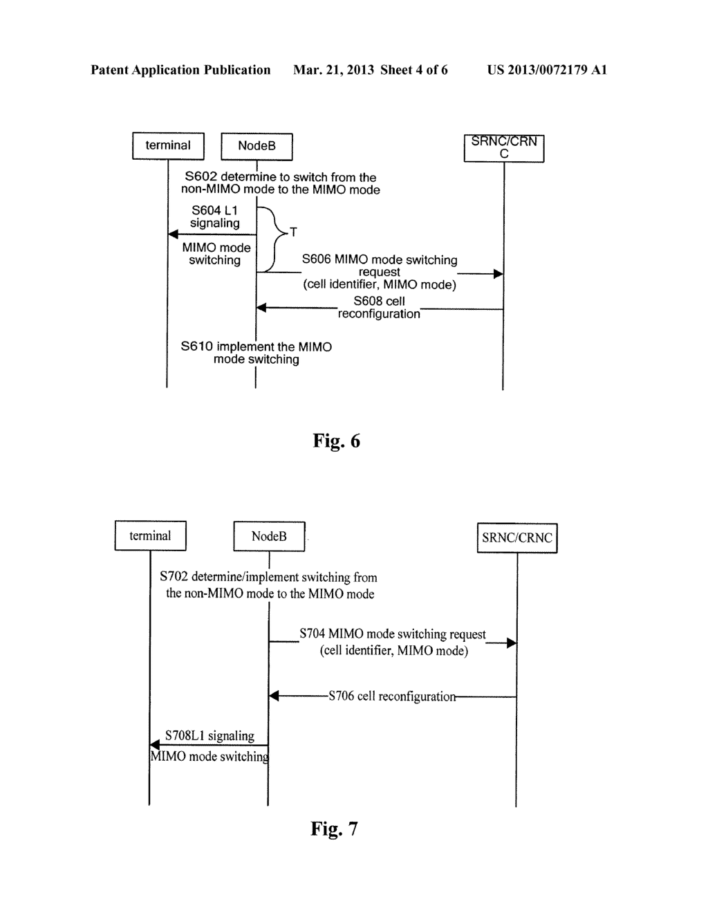 SWITCHING METHOD AND SYSTEM OF MULTIPLE INPUT MULTIPLE OUTPUT MODE - diagram, schematic, and image 05