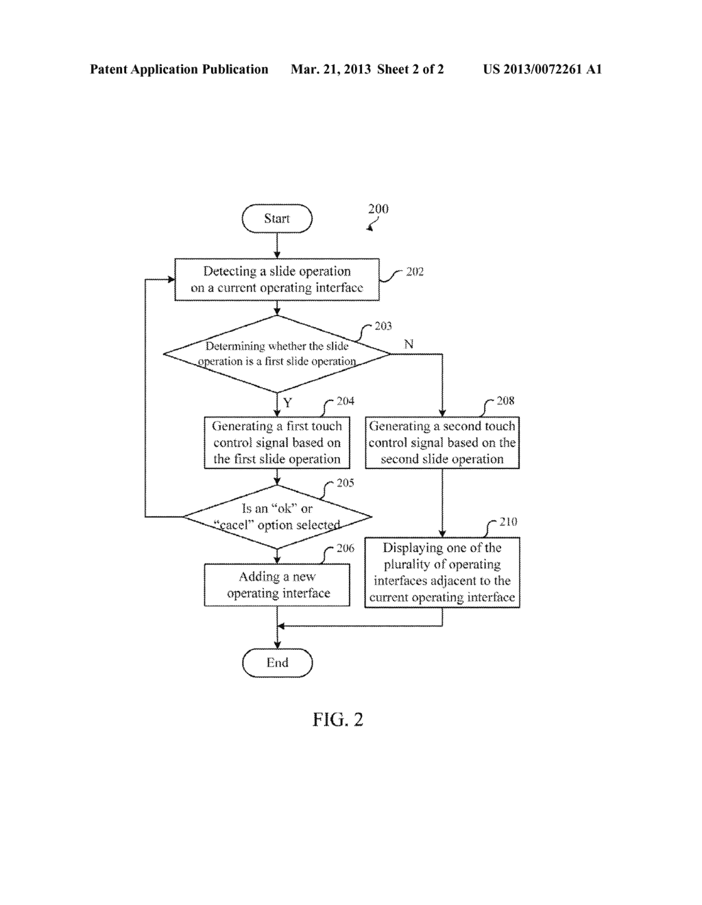 ELECTRONIC DEVICE AND METHOD FOR ADDING NEW OPERATING INTERFACE - diagram, schematic, and image 03