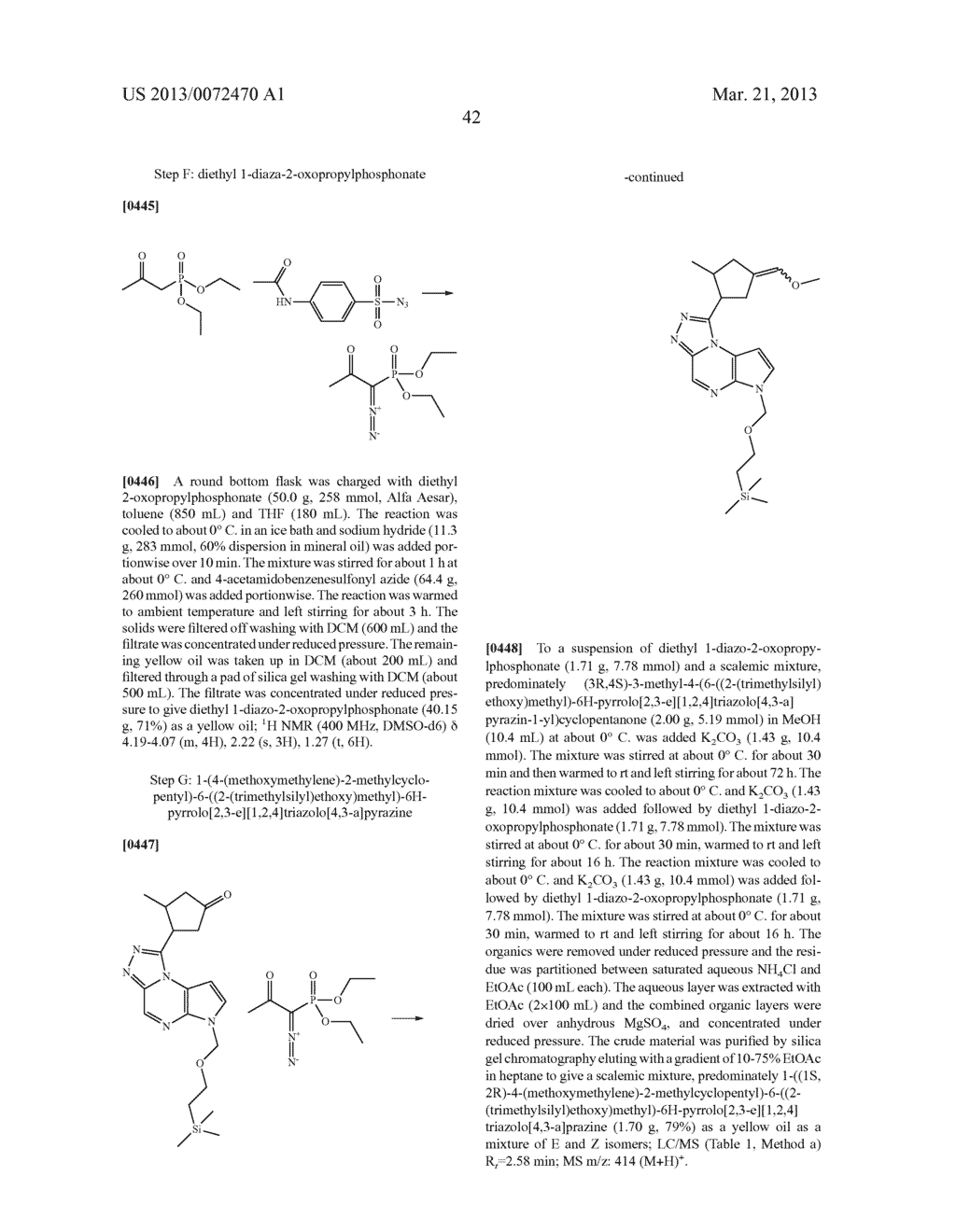 NOVEL TRICYCLIC COMPOUNDS - diagram, schematic, and image 43