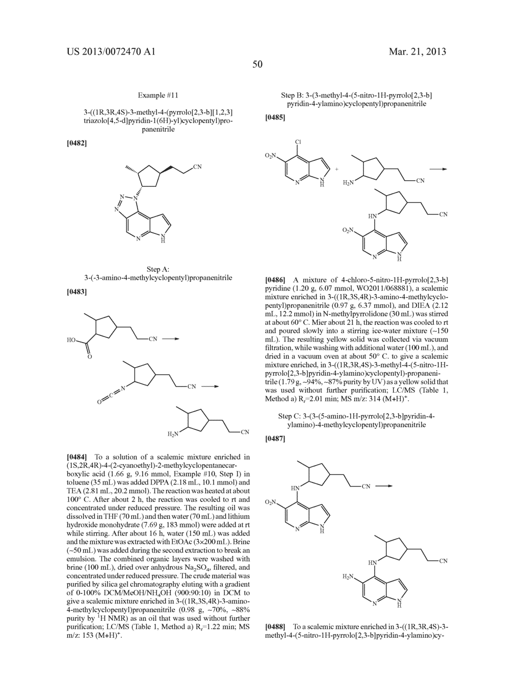 NOVEL TRICYCLIC COMPOUNDS - diagram, schematic, and image 51