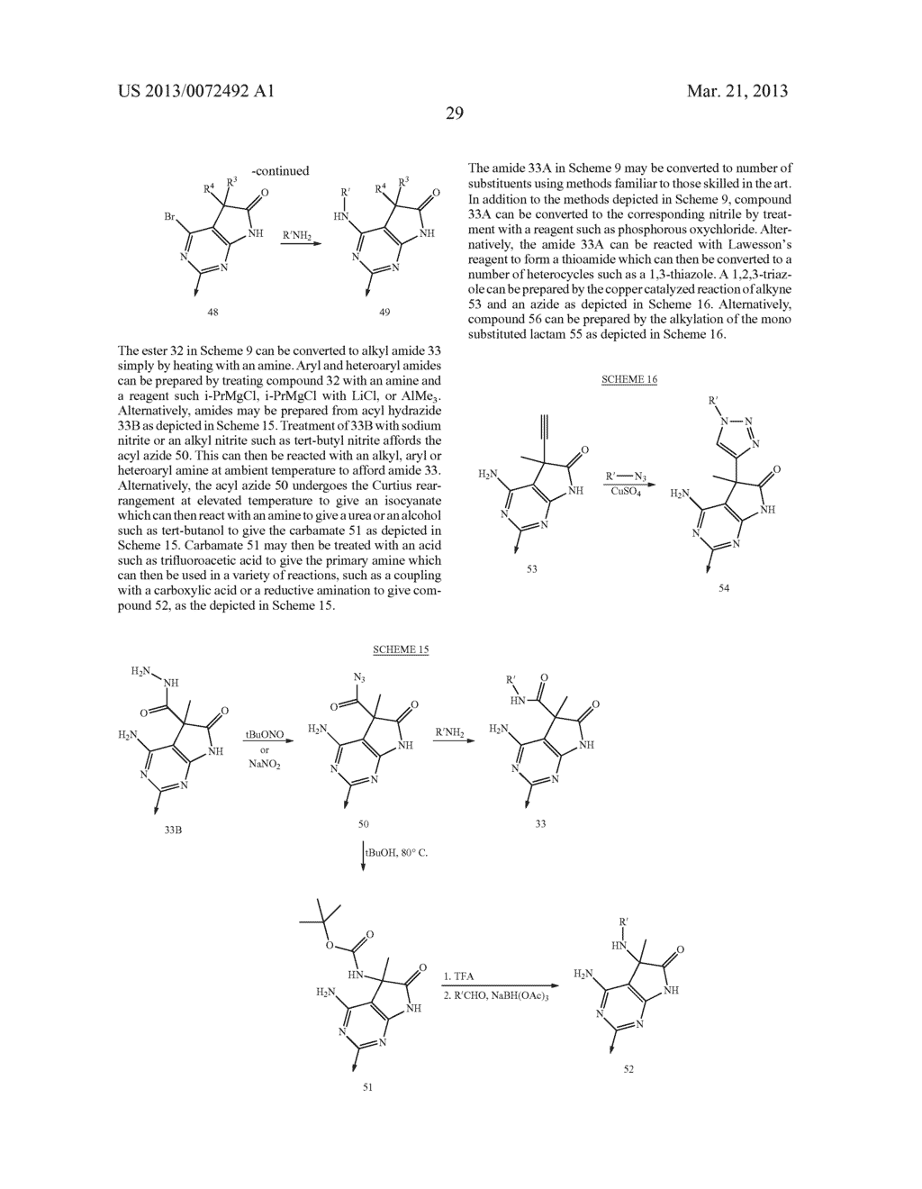 SOLUBLE GUANYLATE CYCLASE ACTIVATORS - diagram, schematic, and image 30
