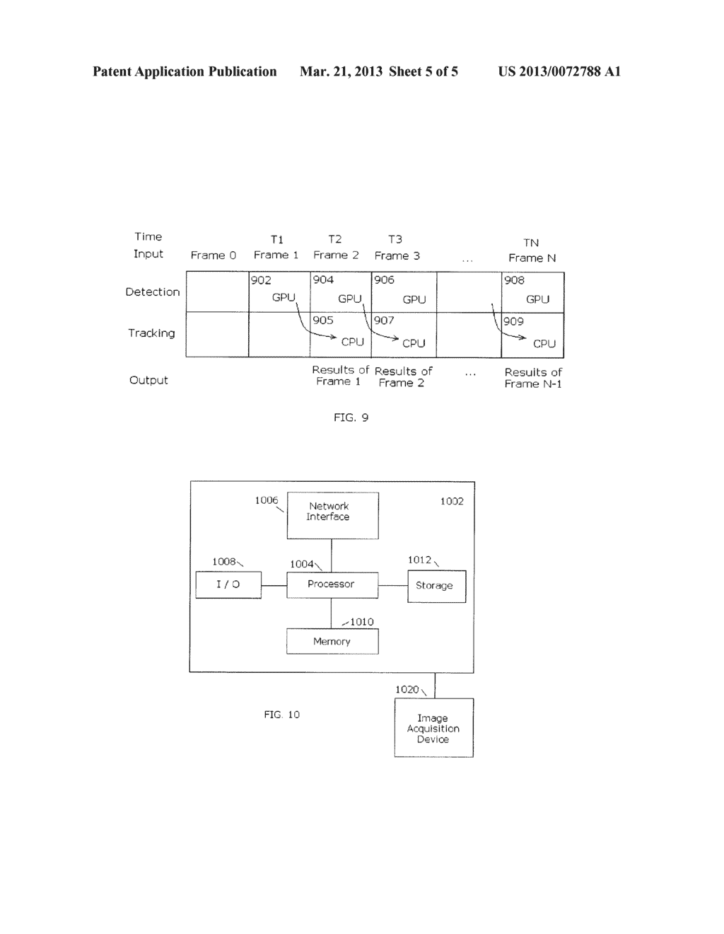 Method and System for Tracking Catheters in 2D X-Ray Fluoroscopy Using a     Graphics Processing Unit - diagram, schematic, and image 06