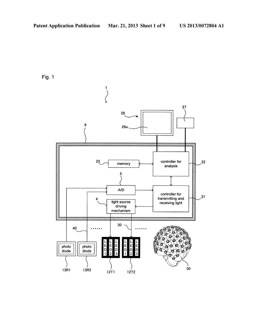 LIGHT TRANSMITTING PROBE, LIGHT RECEIVING PROBE, LIGHT TRANSMITTING AND     RECEIVING PROBE, AND LIGHT MEASUREMENT DEVICE USING SAME - diagram, schematic, and image 02
