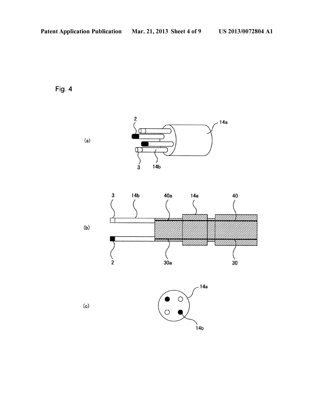 LIGHT TRANSMITTING PROBE, LIGHT RECEIVING PROBE, LIGHT TRANSMITTING AND     RECEIVING PROBE, AND LIGHT MEASUREMENT DEVICE USING SAME - diagram, schematic, and image 05