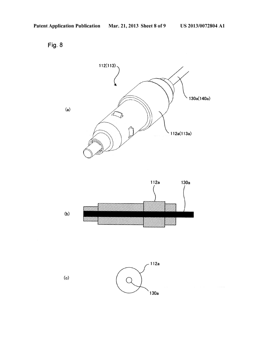 LIGHT TRANSMITTING PROBE, LIGHT RECEIVING PROBE, LIGHT TRANSMITTING AND     RECEIVING PROBE, AND LIGHT MEASUREMENT DEVICE USING SAME - diagram, schematic, and image 09