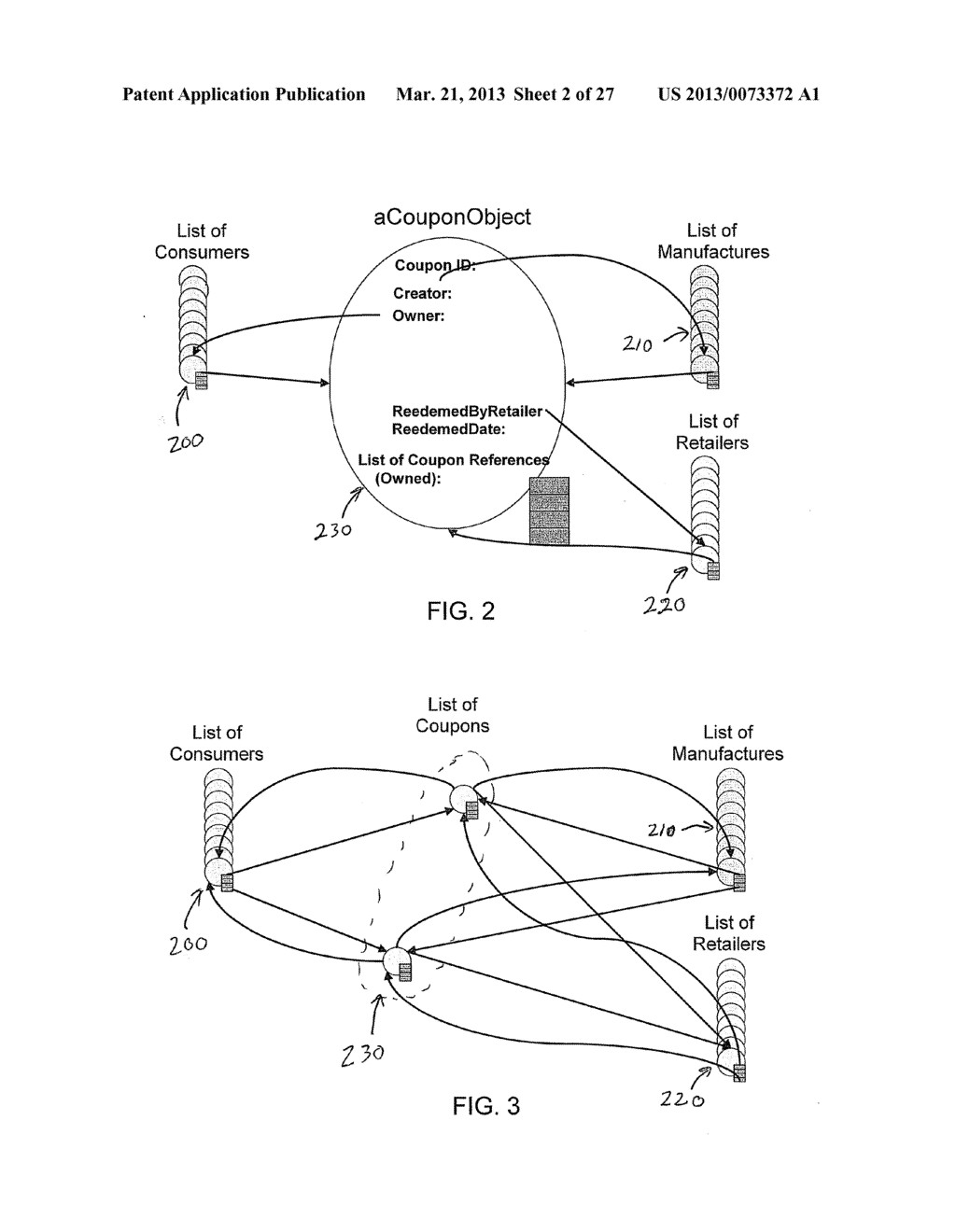 INTEGRATED SYSTEM AND METHOD FOR MANAGING ELECTRONIC COUPONS - diagram, schematic, and image 03