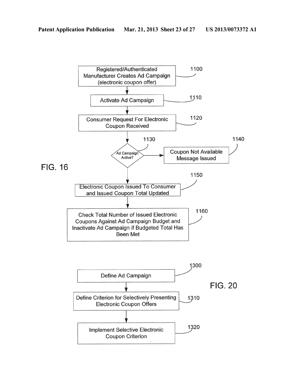 INTEGRATED SYSTEM AND METHOD FOR MANAGING ELECTRONIC COUPONS - diagram, schematic, and image 24