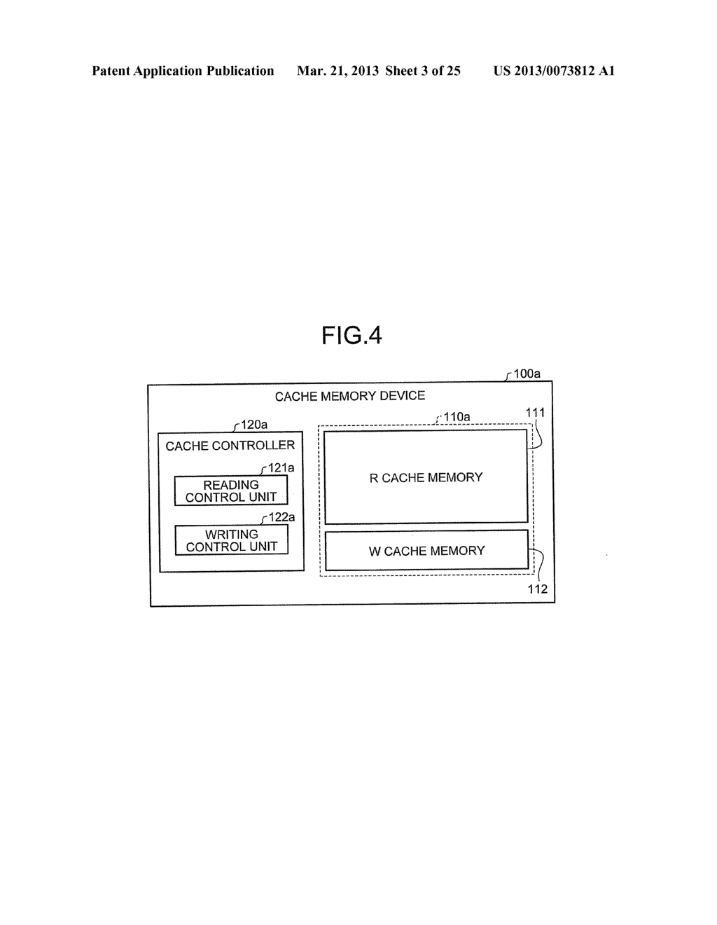 CACHE MEMORY DEVICE, PROCESSOR, AND INFORMATION PROCESSING APPARATUS - diagram, schematic, and image 04