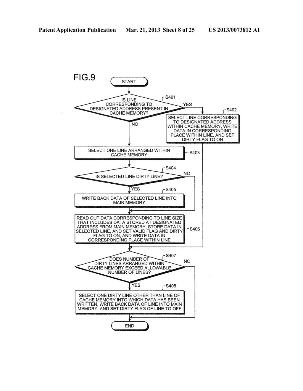 CACHE MEMORY DEVICE, PROCESSOR, AND INFORMATION PROCESSING APPARATUS - diagram, schematic, and image 09