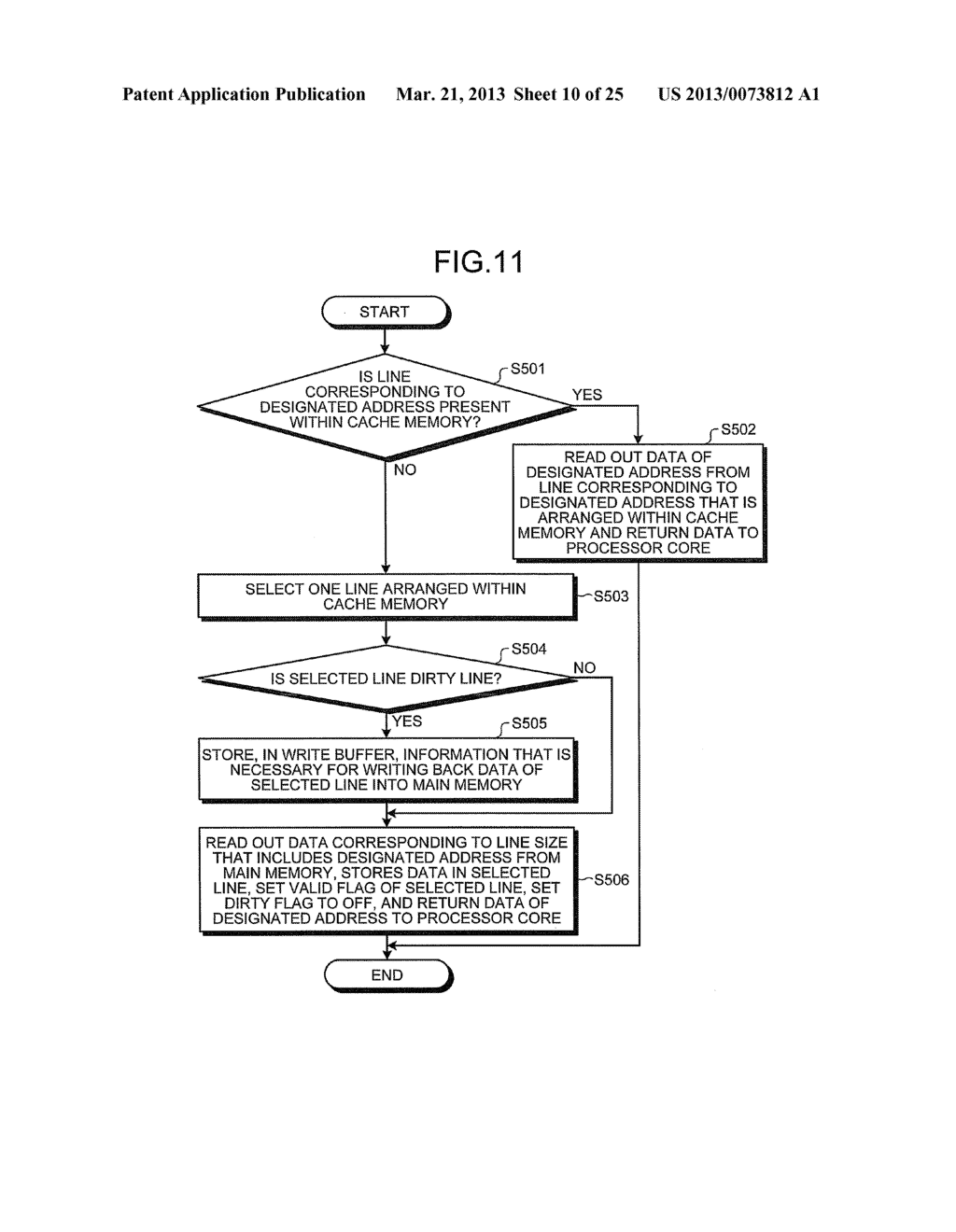 CACHE MEMORY DEVICE, PROCESSOR, AND INFORMATION PROCESSING APPARATUS - diagram, schematic, and image 11