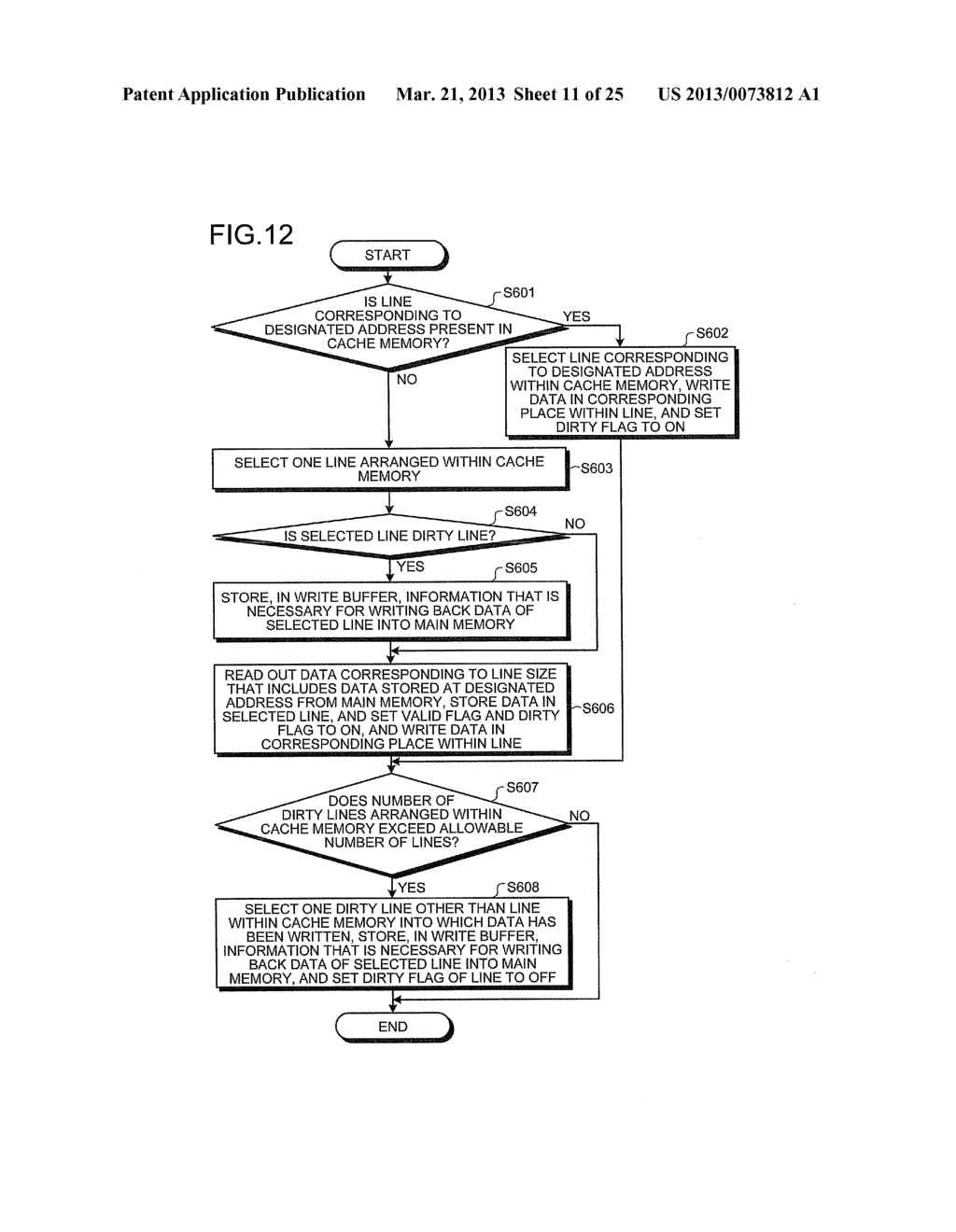 CACHE MEMORY DEVICE, PROCESSOR, AND INFORMATION PROCESSING APPARATUS - diagram, schematic, and image 12