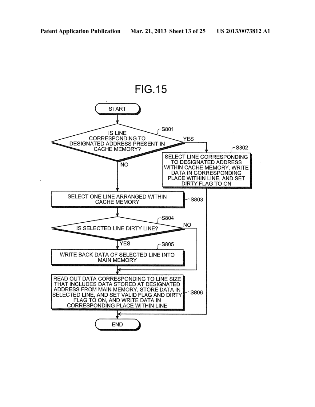 CACHE MEMORY DEVICE, PROCESSOR, AND INFORMATION PROCESSING APPARATUS - diagram, schematic, and image 14