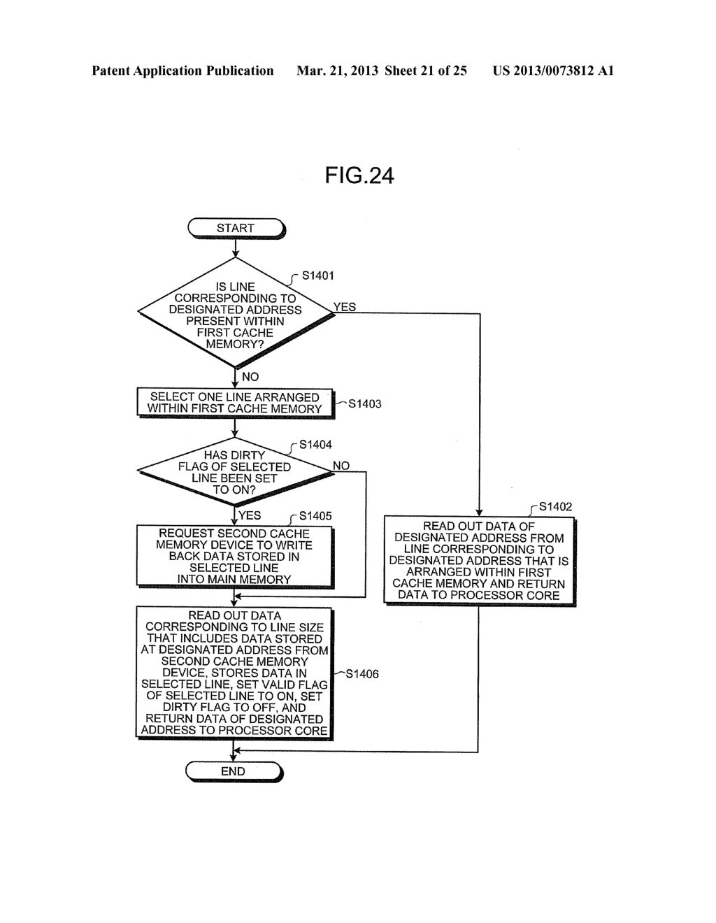 CACHE MEMORY DEVICE, PROCESSOR, AND INFORMATION PROCESSING APPARATUS - diagram, schematic, and image 22