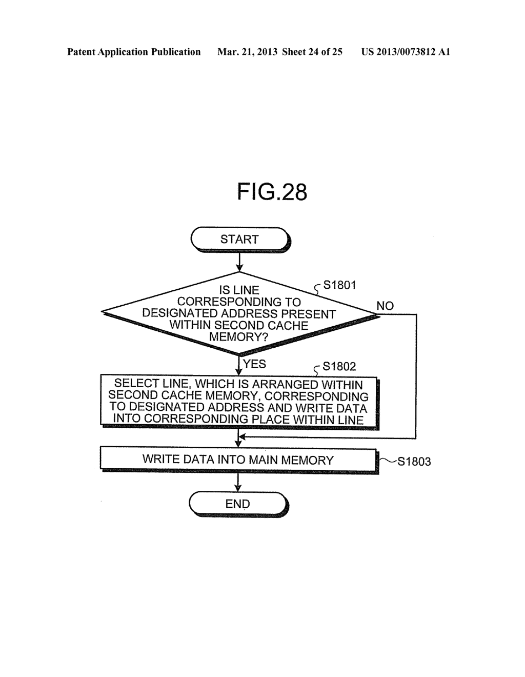 CACHE MEMORY DEVICE, PROCESSOR, AND INFORMATION PROCESSING APPARATUS - diagram, schematic, and image 25