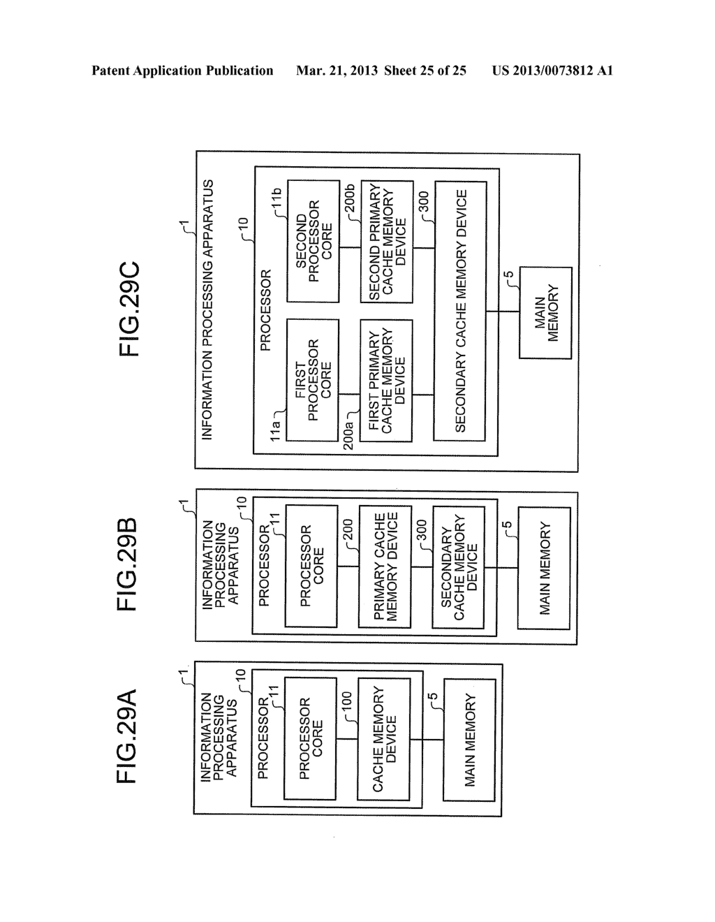 CACHE MEMORY DEVICE, PROCESSOR, AND INFORMATION PROCESSING APPARATUS - diagram, schematic, and image 26
