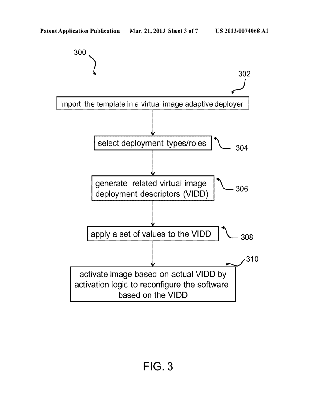 Method, System, and Computer Program for Implementing a Customizable     Virtual Appliance - diagram, schematic, and image 04