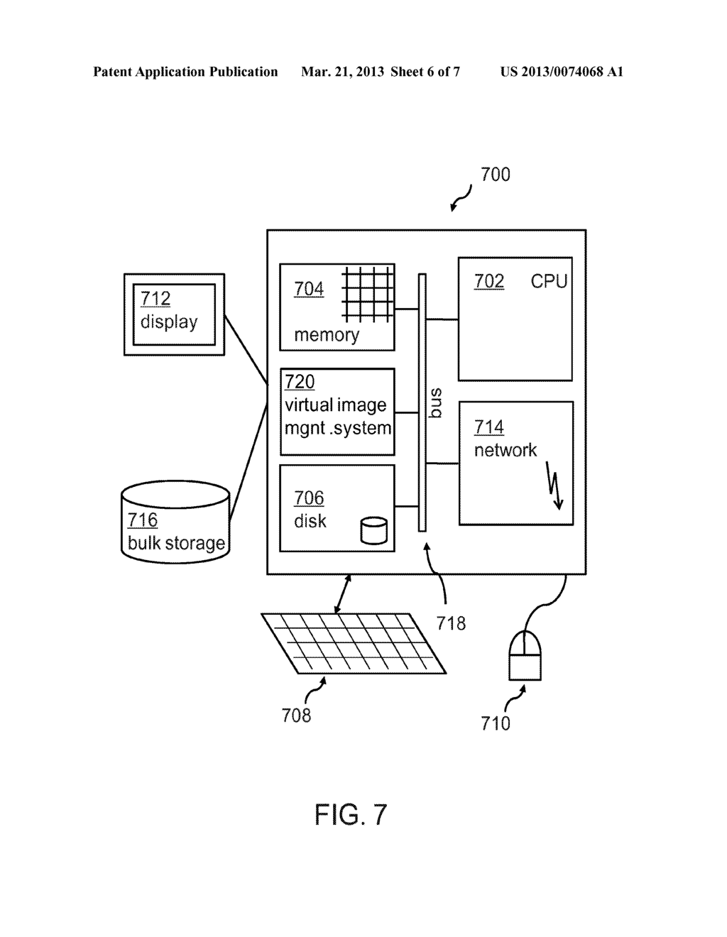 Method, System, and Computer Program for Implementing a Customizable     Virtual Appliance - diagram, schematic, and image 07