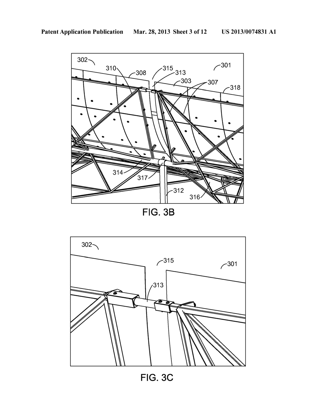 TORQUE TRANSFER BETWEEN TROUGH COLLECTOR MODULES - diagram, schematic, and image 04