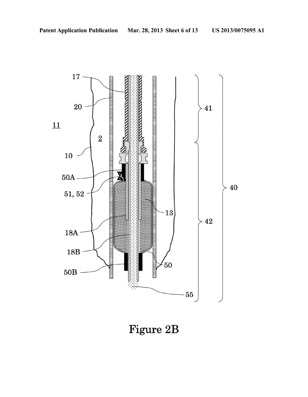 Method and Apparatus for Treatment of A Perforated Casing - diagram, schematic, and image 07