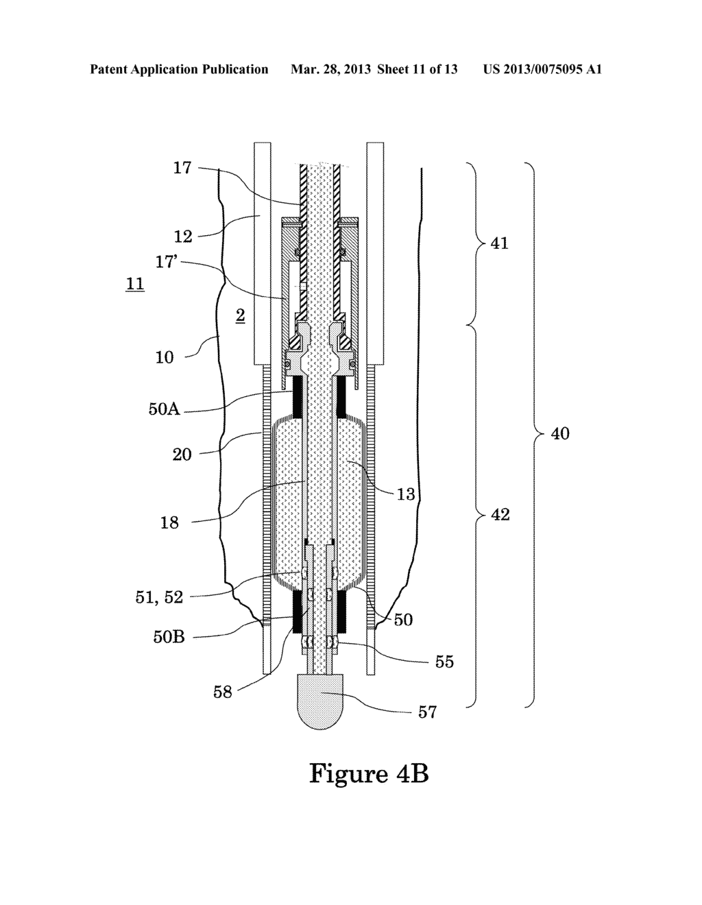 Method and Apparatus for Treatment of A Perforated Casing - diagram, schematic, and image 12