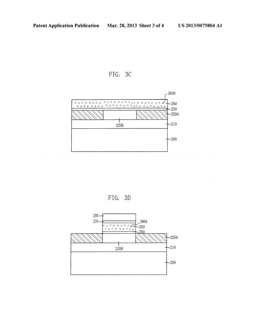 HIGH DENSITY SEMICONDUCTOR MEMORY DEVICE AND METHOD FOR MANUFACTURING THE     SAME - diagram, schematic, and image 04