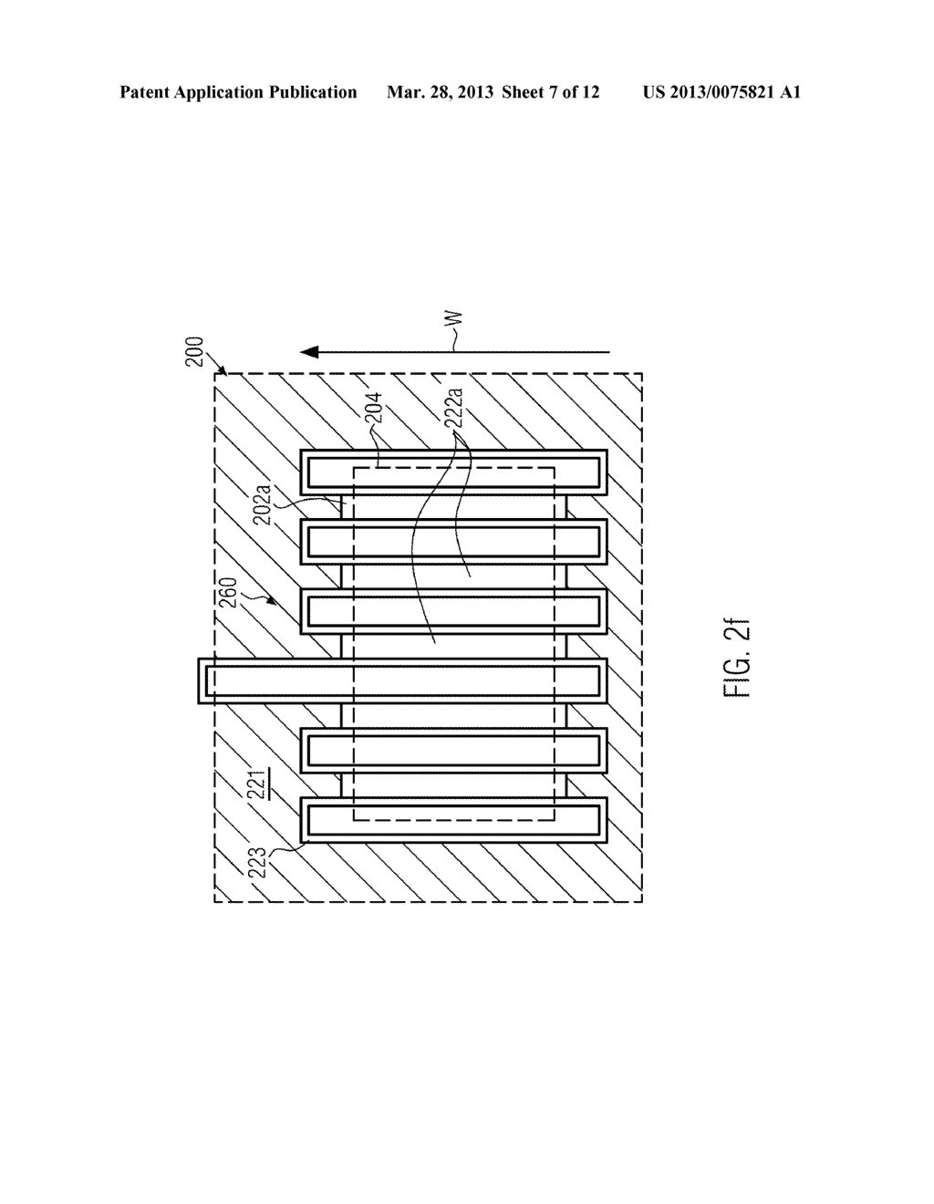 Semiconductor Device Comprising Replacement Gate Electrode Structures and     Self-Aligned Contact Elements Formed by a Late Contact Fill - diagram, schematic, and image 08