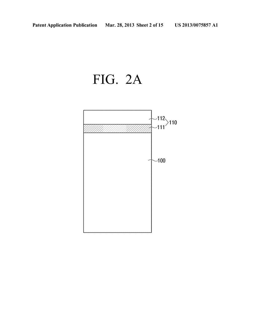 ISOLATION STRUCTURE, SEMICONDUCTOR DEVICE HAVING THE SAME, AND METHOD FOR     FABRICATING THE ISOLATION STRUCTURE - diagram, schematic, and image 03