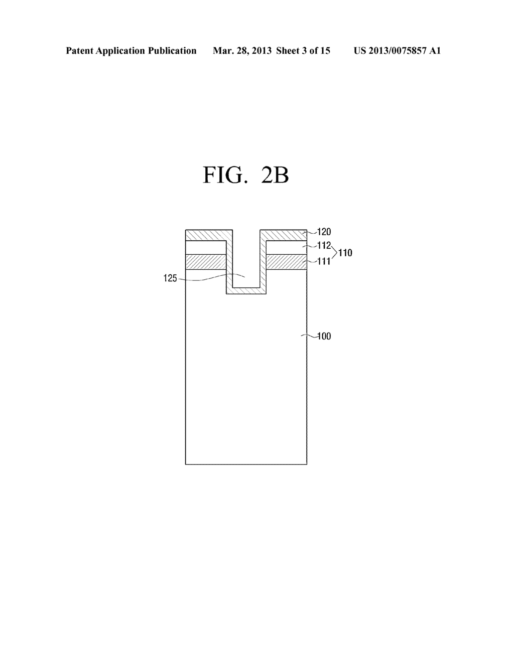ISOLATION STRUCTURE, SEMICONDUCTOR DEVICE HAVING THE SAME, AND METHOD FOR     FABRICATING THE ISOLATION STRUCTURE - diagram, schematic, and image 04
