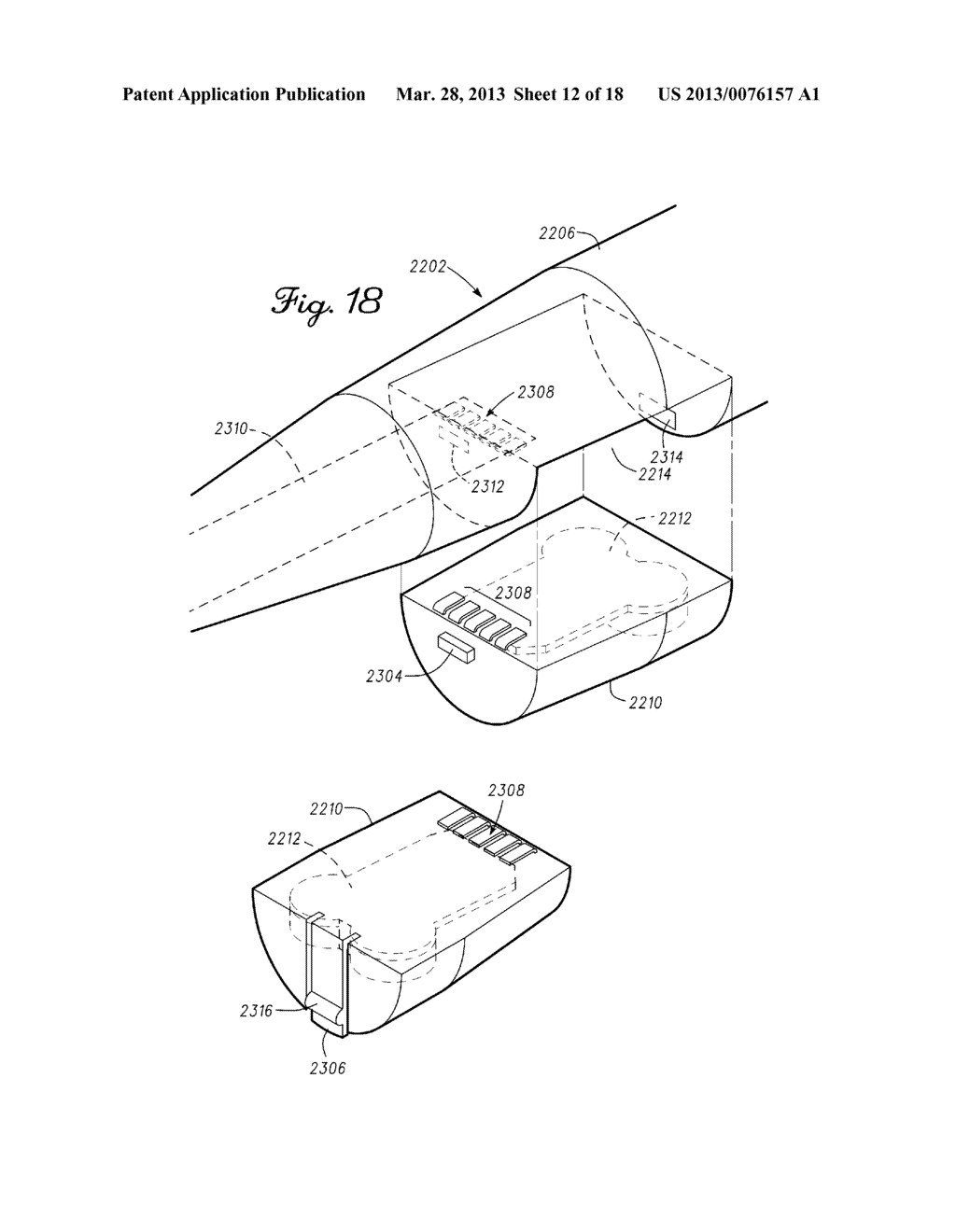 DEVICE AND METHOD FOR ENABLING AN ORTHOPEDIC TOOL FOR PARAMETER     MEASUREMENT - diagram, schematic, and image 13