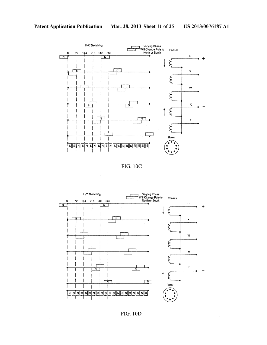 5 Phase Alternating Current Induction Motor And Inverter System Diagram An Schematic Image 12