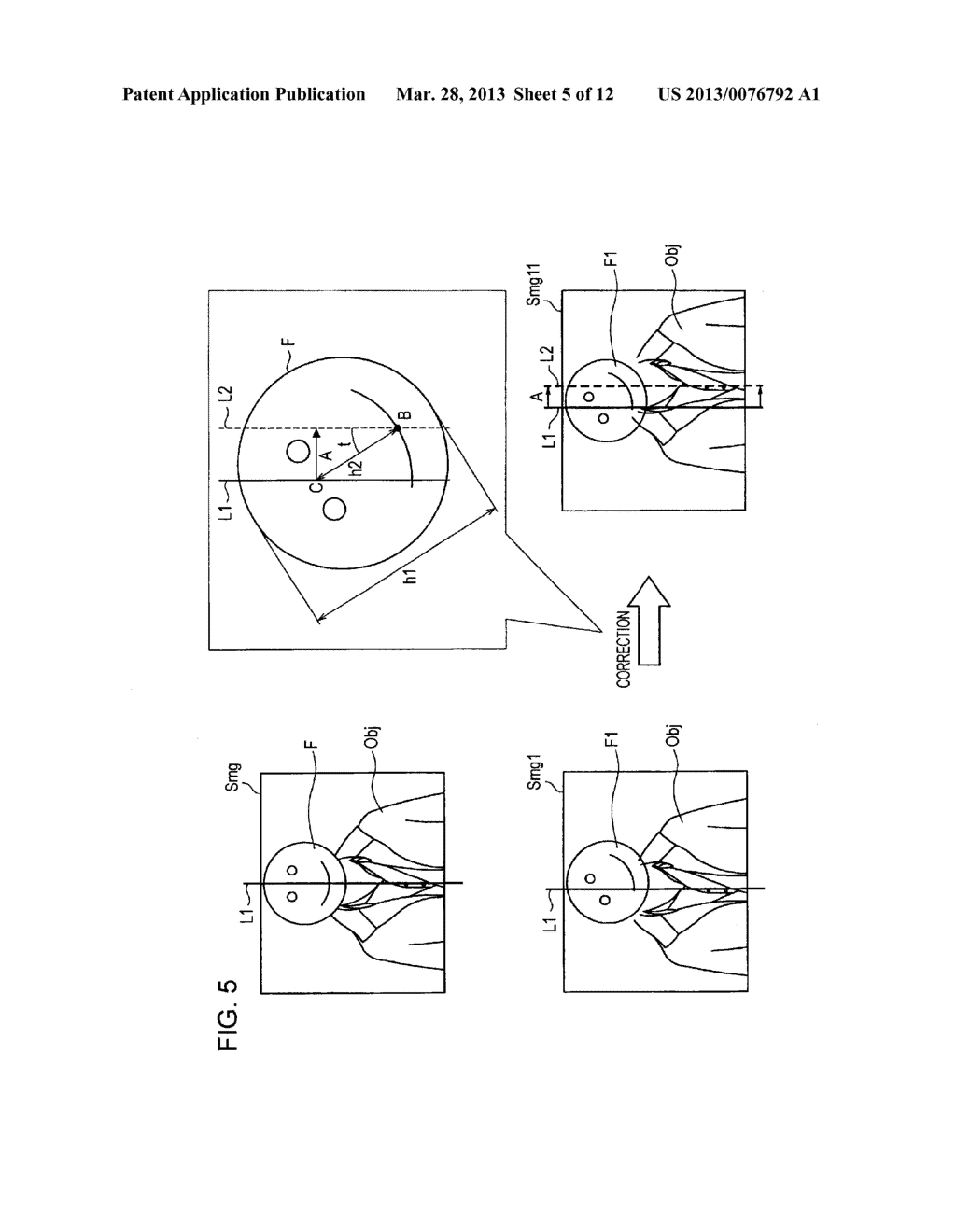 IMAGE PROCESSING DEVICE, IMAGE PROCESSING METHOD, AND COMPUTER READABLE     MEDIUM - diagram, schematic, and image 06