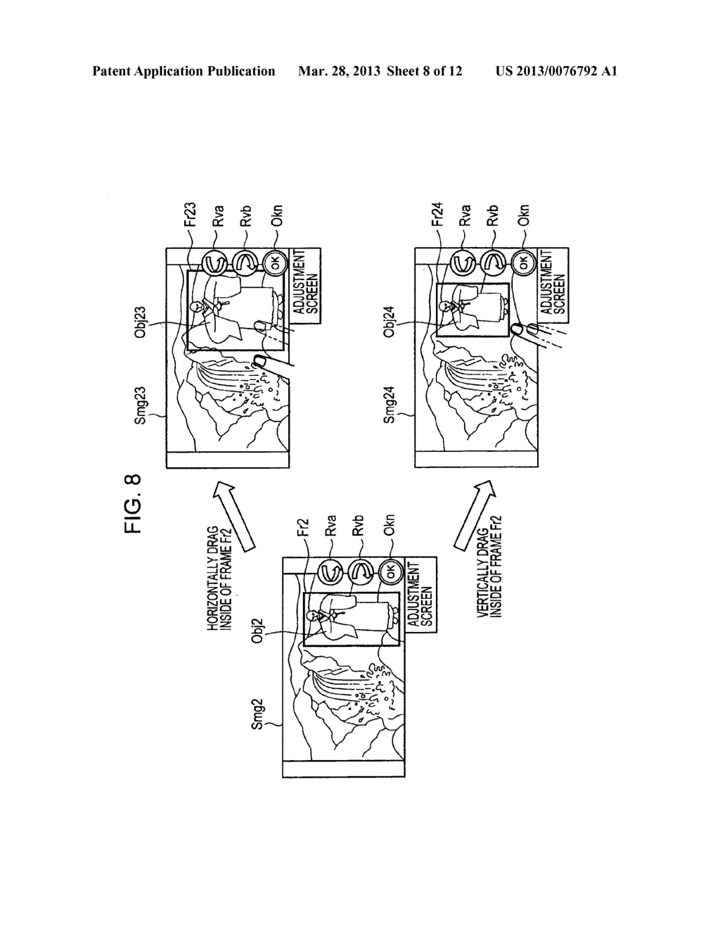 IMAGE PROCESSING DEVICE, IMAGE PROCESSING METHOD, AND COMPUTER READABLE     MEDIUM - diagram, schematic, and image 09