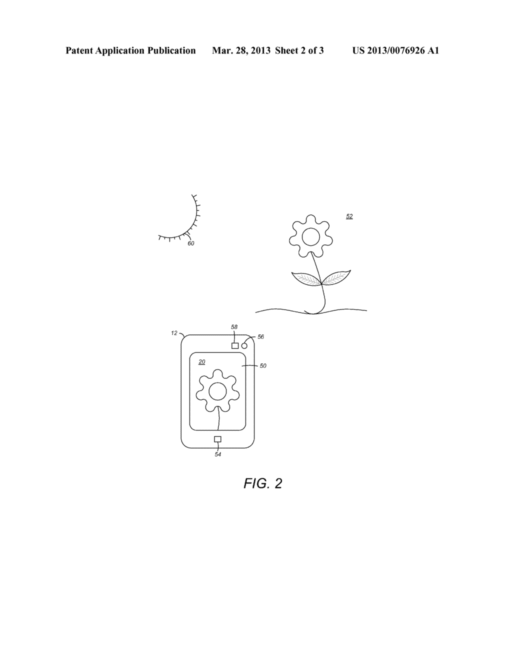 DEVICE, SYSTEM AND METHOD FOR IMAGE CAPTURE DEVICE USING WEATHER     INFORMATION - diagram, schematic, and image 03