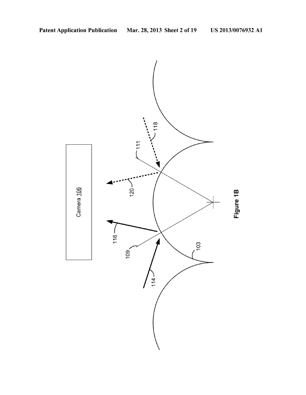 SYSTEMS AND METHODS FOR DETERMINING A SURFACE PROFILE USING A PLURALITY OF     LIGHT SOURCES - diagram, schematic, and image 03