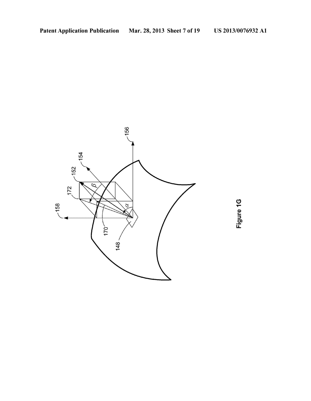 SYSTEMS AND METHODS FOR DETERMINING A SURFACE PROFILE USING A PLURALITY OF     LIGHT SOURCES - diagram, schematic, and image 08