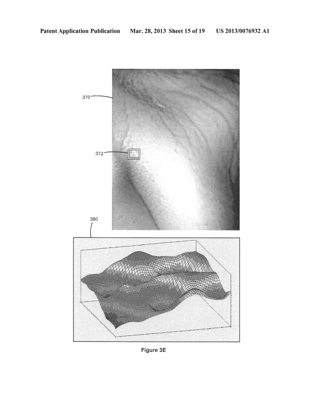 SYSTEMS AND METHODS FOR DETERMINING A SURFACE PROFILE USING A PLURALITY OF     LIGHT SOURCES - diagram, schematic, and image 16