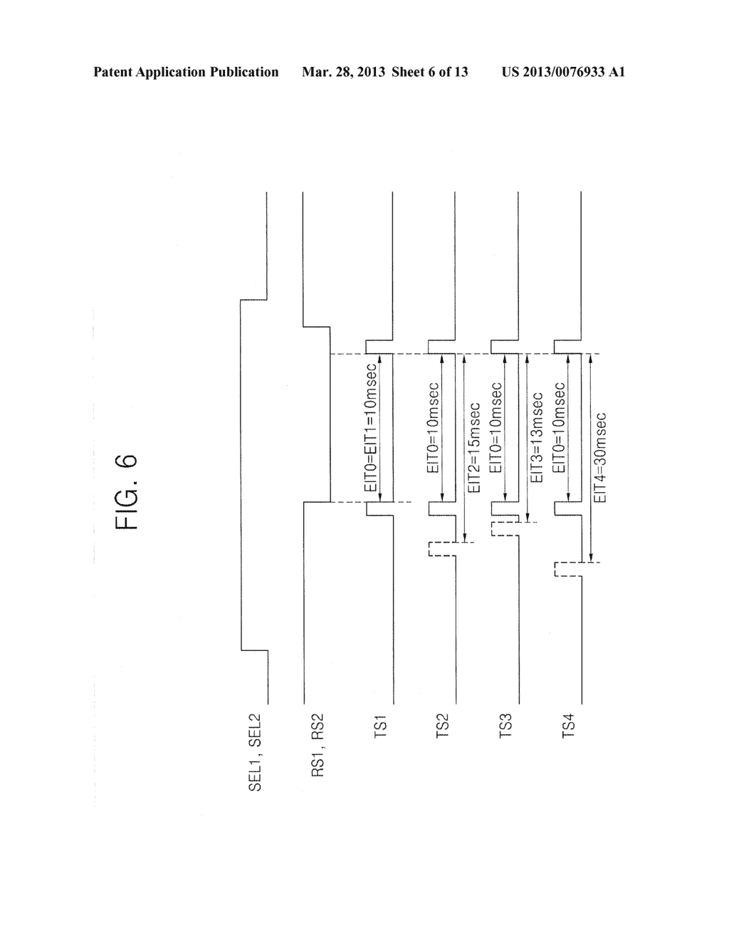 BACKSIDE ILLUMINATION IMAGE SENSOR, OPERATING METHOD THEREOF, IMAGE     PROCESSING SYSTEM AND METHOD OF PROCESSING IMAGE USING THE SAME - diagram, schematic, and image 07