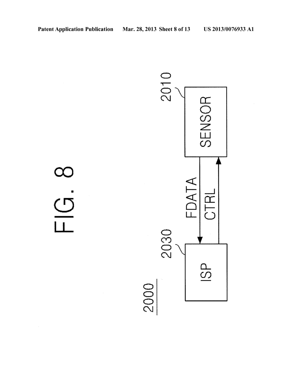 BACKSIDE ILLUMINATION IMAGE SENSOR, OPERATING METHOD THEREOF, IMAGE     PROCESSING SYSTEM AND METHOD OF PROCESSING IMAGE USING THE SAME - diagram, schematic, and image 09