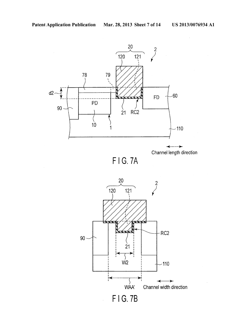 SOLID-STATE IMAGING DEVICE - diagram, schematic, and image 08