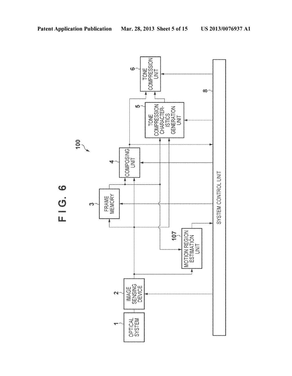IMAGE PROCESSING APPARATUS AND METHOD THEREOF, AND IMAGE CAPTURE APPARATUS - diagram, schematic, and image 06