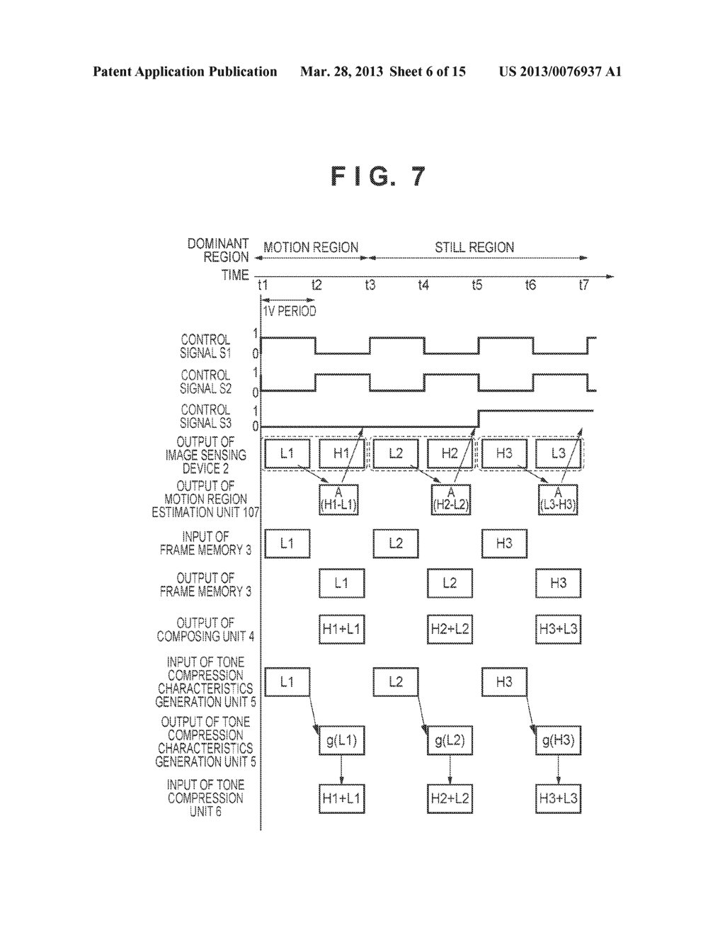 IMAGE PROCESSING APPARATUS AND METHOD THEREOF, AND IMAGE CAPTURE APPARATUS - diagram, schematic, and image 07