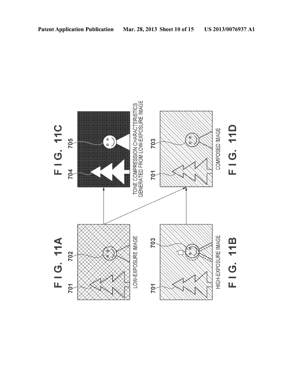 IMAGE PROCESSING APPARATUS AND METHOD THEREOF, AND IMAGE CAPTURE APPARATUS - diagram, schematic, and image 11