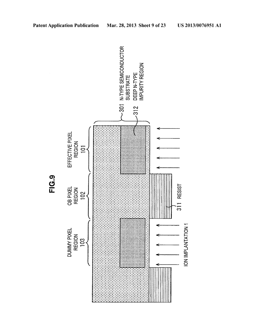 IMAGING ELEMENT, IMAGE PICKUP APPARATUS, MANUFACTURING APPARATUS AND     MANUFACTURING METHOD - diagram, schematic, and image 10