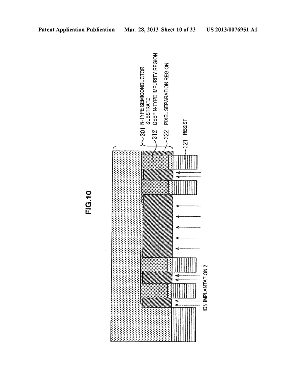 IMAGING ELEMENT, IMAGE PICKUP APPARATUS, MANUFACTURING APPARATUS AND     MANUFACTURING METHOD - diagram, schematic, and image 11